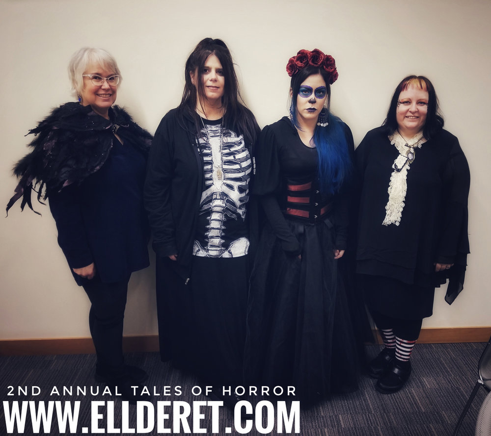2nd Annual Tales Of Horror | San Mateo Public Library