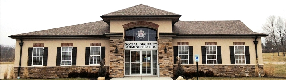 A Top Hand client purchased this Social Security Administration building through a 1031 exchange when selling his Wyoming ranch