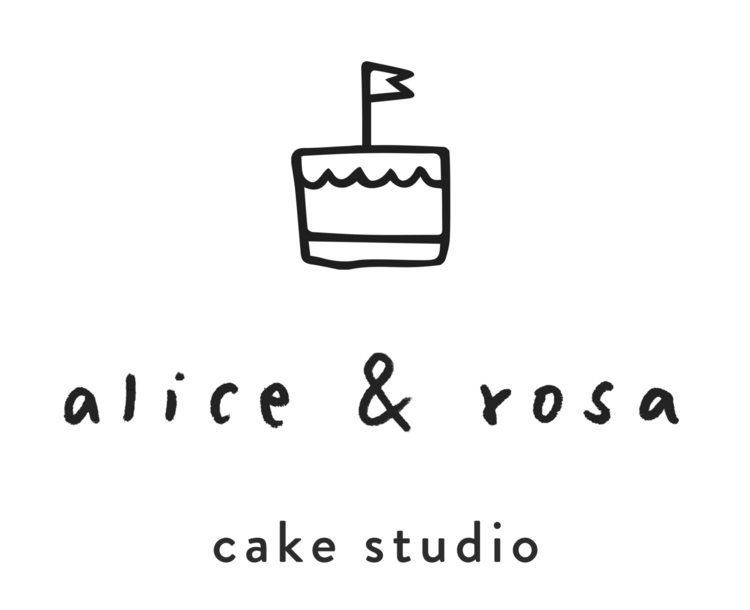 Bespoke Weddings & Celebration Cakes London | Alice & Rosa |