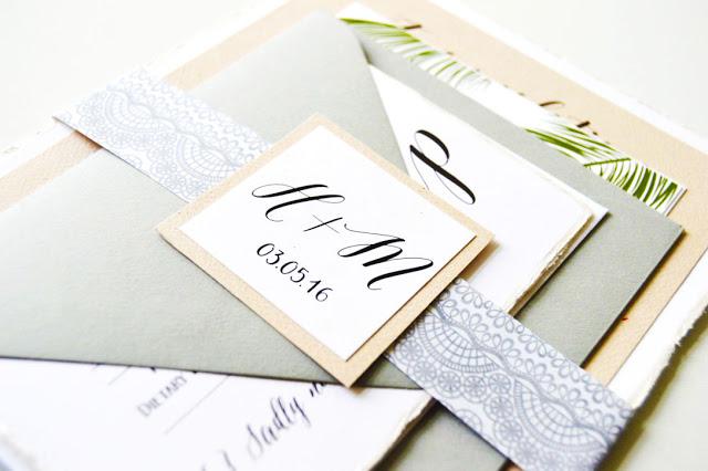 HembreeLove Wedding Invitation Set Briana Goad Design – Most Beautiful Wedding Invitations
