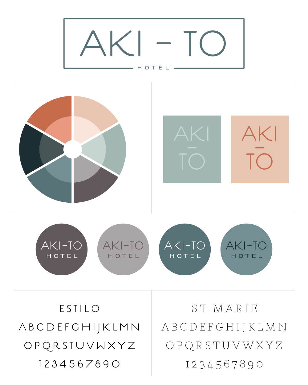 aki-to-logo-design