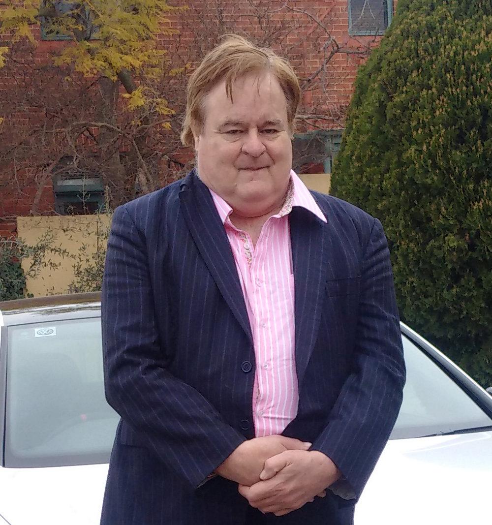 Peter Worcester BA, BSc, FIAA