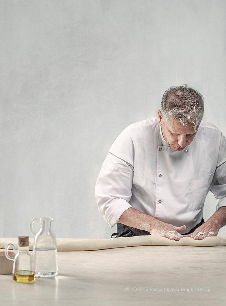 CHEF ANTONIO  Forte Dei Marmi Restaurant / Assignment, 2016  © 2016 OS Photography & Graphic Design