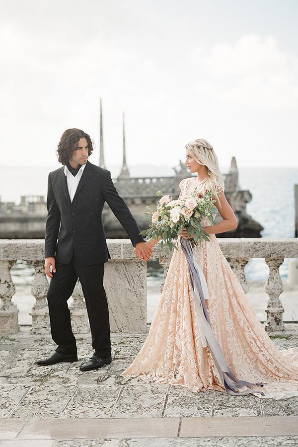 European Wedding Inspiration at Vizcaya - STRICTLY WEDDINGS | Wedding Inspiration | August 2017
