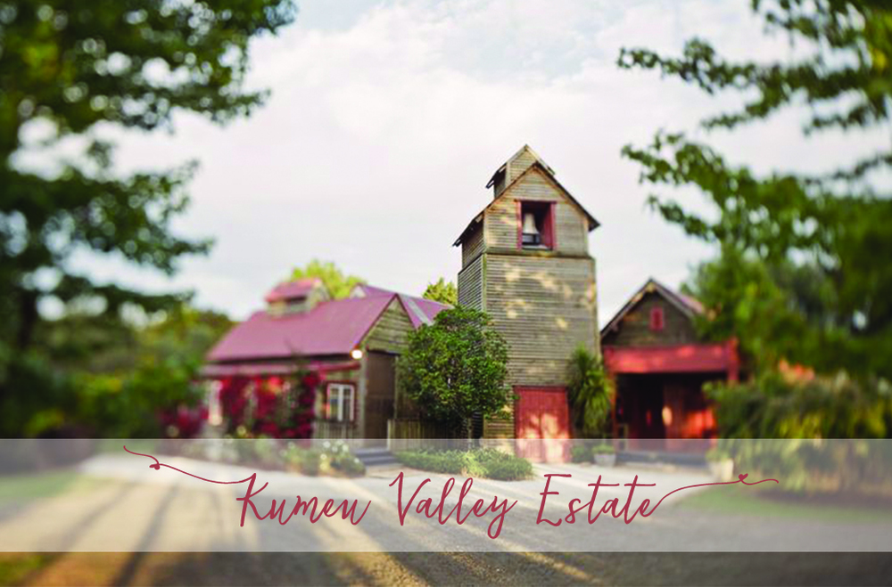 KUMEU VALLEY ESTATE 972 Old N Rd, Waimauku 0882 P: 09 411 7626 www.kumeuvalley.co.nz