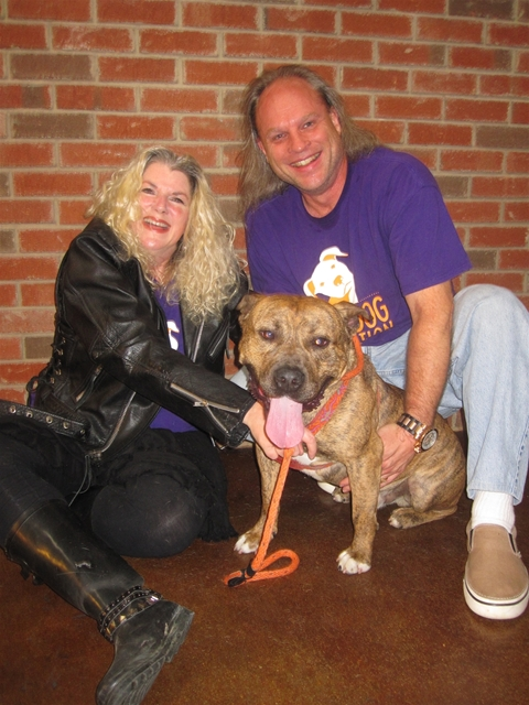 Melanie and Kent Pafford, Co-founders of streetdog foundation