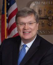 Mayor Jim Strickland City Of Memphis, Tennessee Jim Strickland was sworn in as mayor of Memphis in 2016 and has spent the early portion of his tenure following through with his inauguration-day pledge to apply