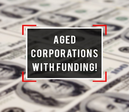 WE PROVIDE YOU WITH A NO-UPFRONT COST 5-10 YR AGED CORP TO GET YOU MORE BUSINESS FUNDING! $5,000+VALUE!