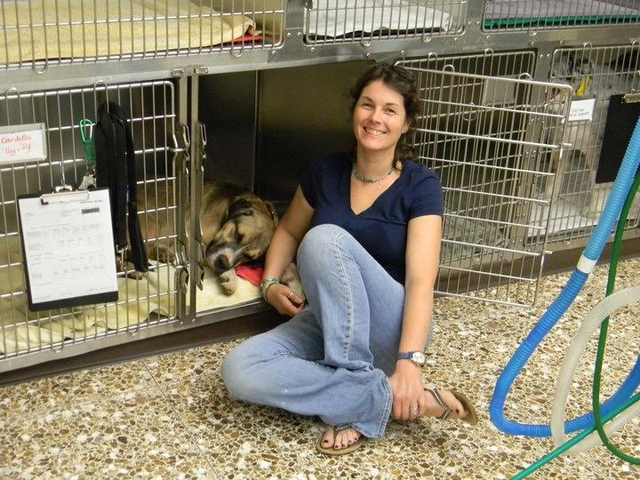 Taz, Veterinary Assistant