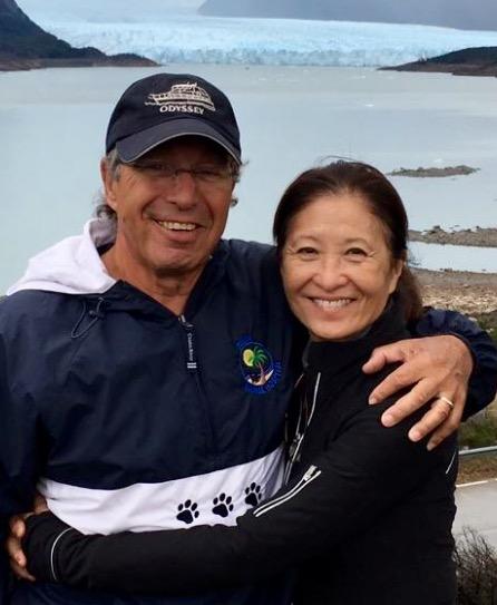 Lou & his wife Kathy