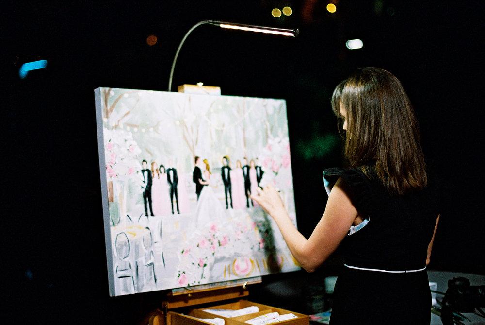 live-painter-at-marie-gabrielle-reception.JPG