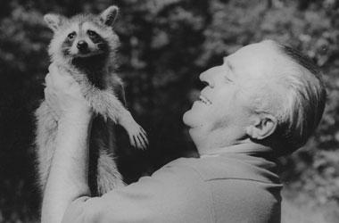Sam Campbell (right). Photo credit: Three Lakes Historical Society.