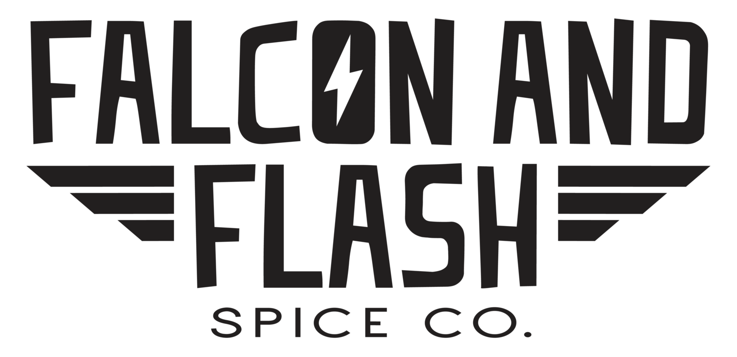 Falcon and Flash Spice Co.
