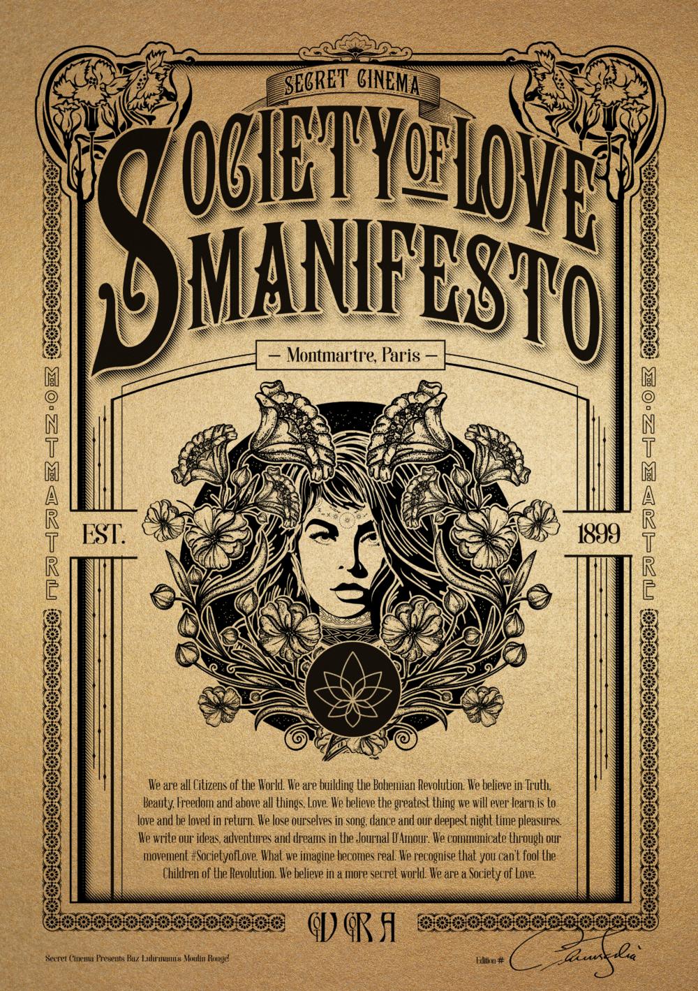 Society of Love