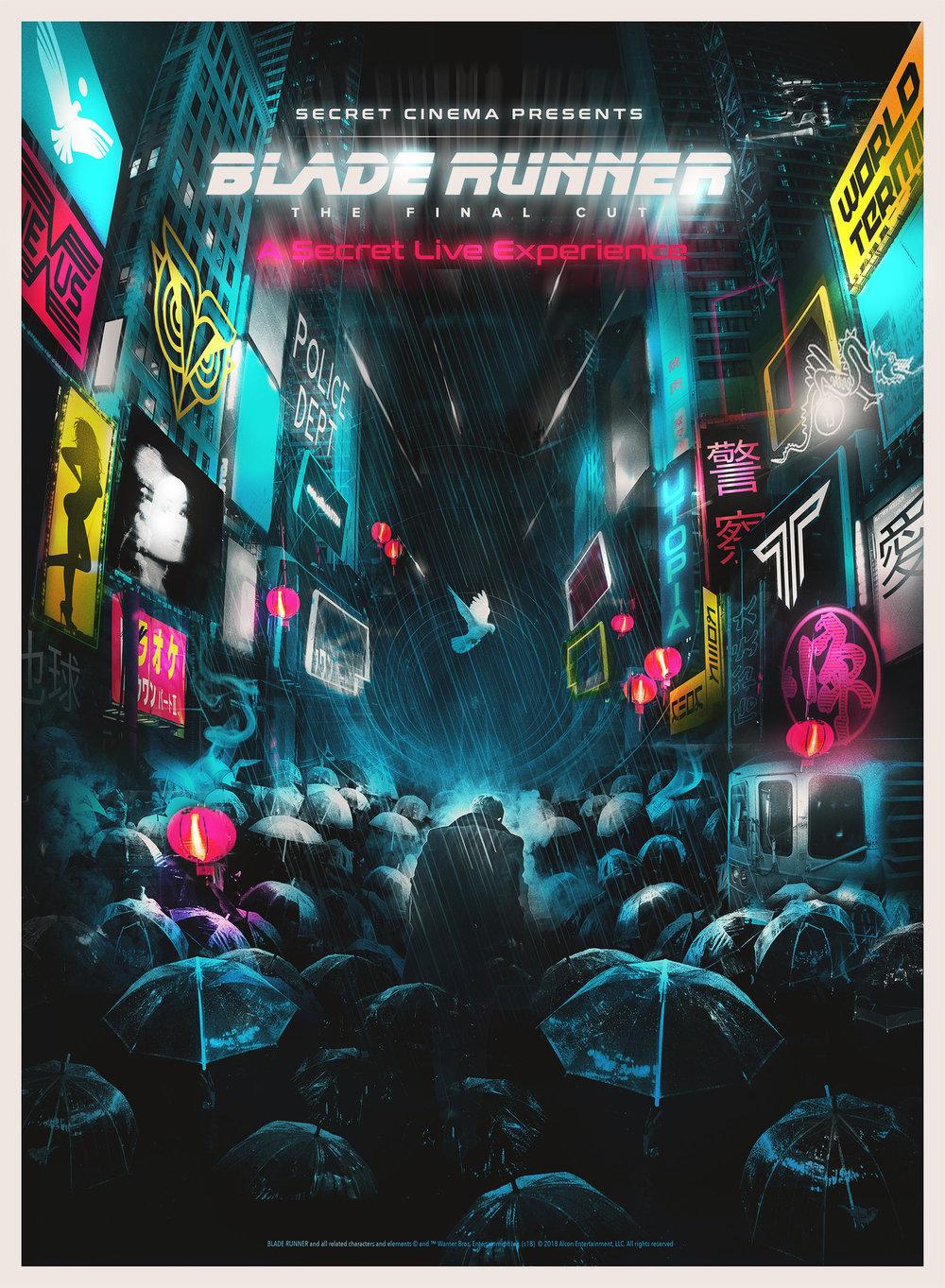 Secret Cinema Presents Blade Runner