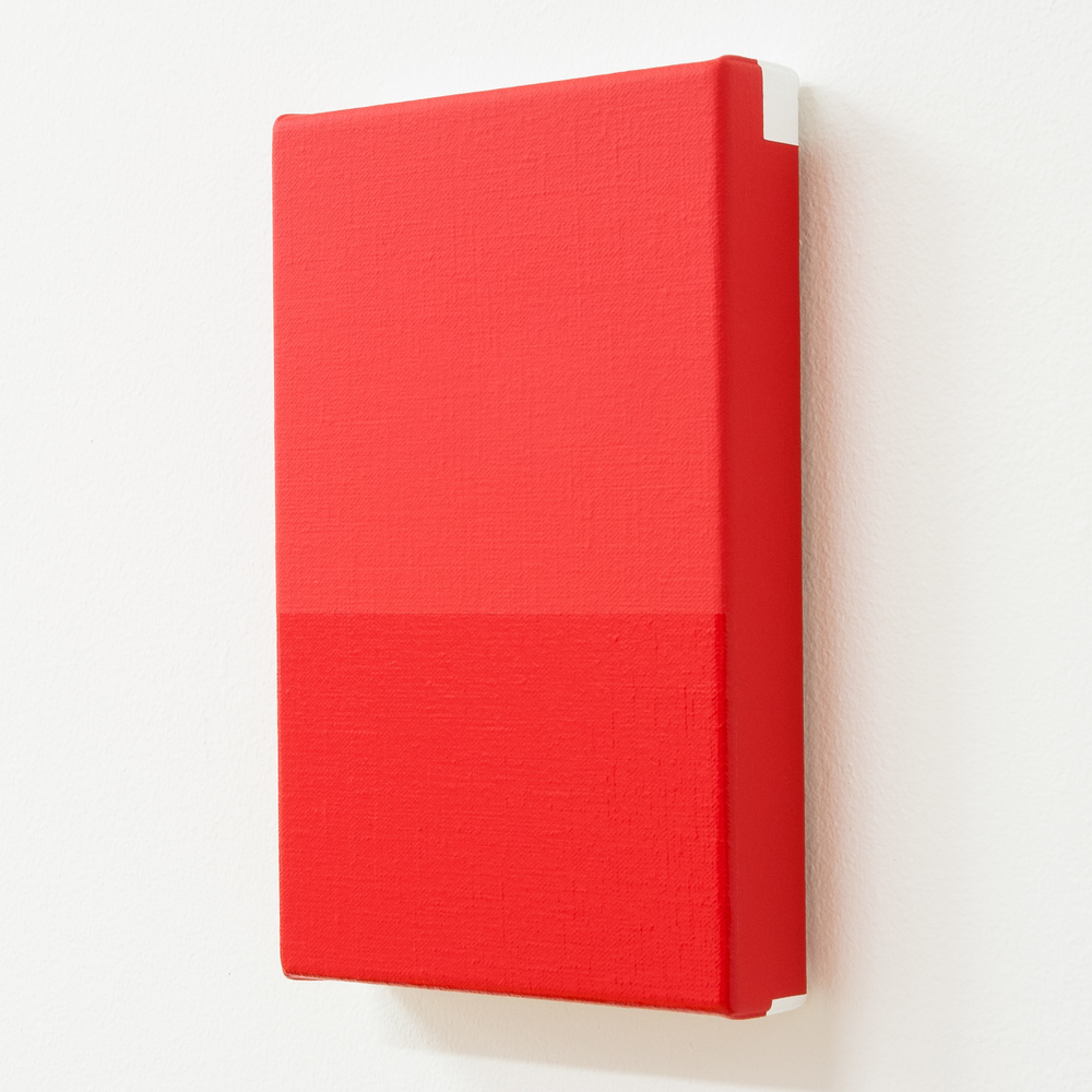 Untitled 230 x 152 (Red), 2012