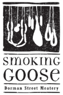 Order our salumi, sausages, bacon, and more for direct delivery from   smokinggoose.com