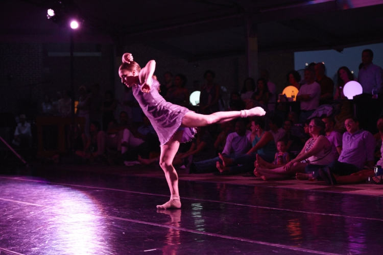 Photo Credit: Kim Kenney from Atlanta Ballet Wabi Sabi at Ponce City Market