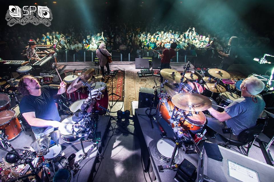 Photo Courtesy of The String Cheese Incident on Facebook