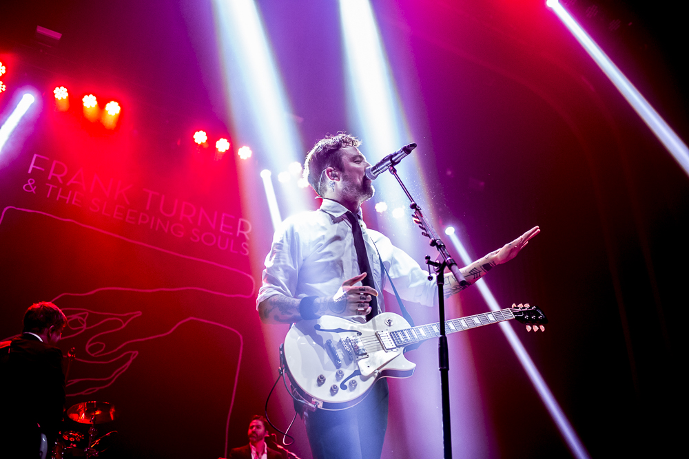 Frank Turner  at the Tabernacle shot by  Elyssa Velez  on June 12, 2018