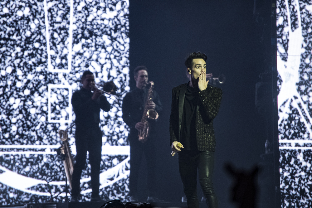 Panic! At the Disco  at Infinite Energy Center shot by  Sidney Spear  on August 1, 2018