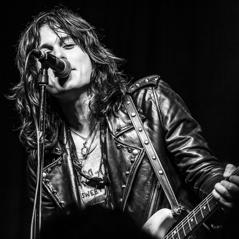 Tyler Bryant & the Shakedown  at the Masquerade shot by  Alexandra Scuffle  on May 1, 2018