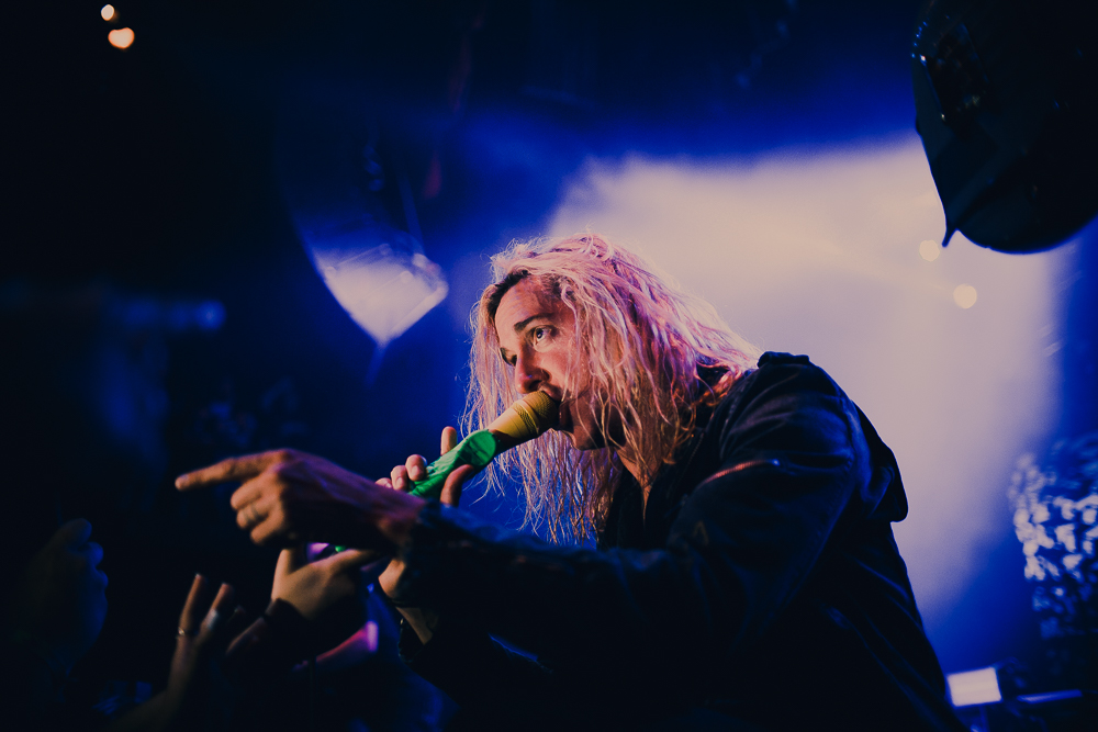 Underoath  at the Georgia Theater in Athens shot by  Brandon Luaces  on May 4, 2018