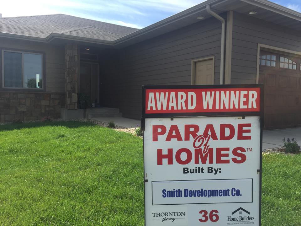 good sioux falls home builders #2: 2015 Parade of Homes Award Winner - Smith Development Company - Sioux Falls,  SD.
