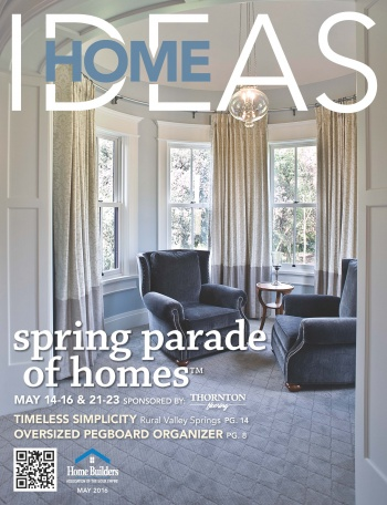 Charming Weu0027re Excited To Announce That One Of Our Homes Is Featured In The May  Issue Of Home Ideas Magazine.
