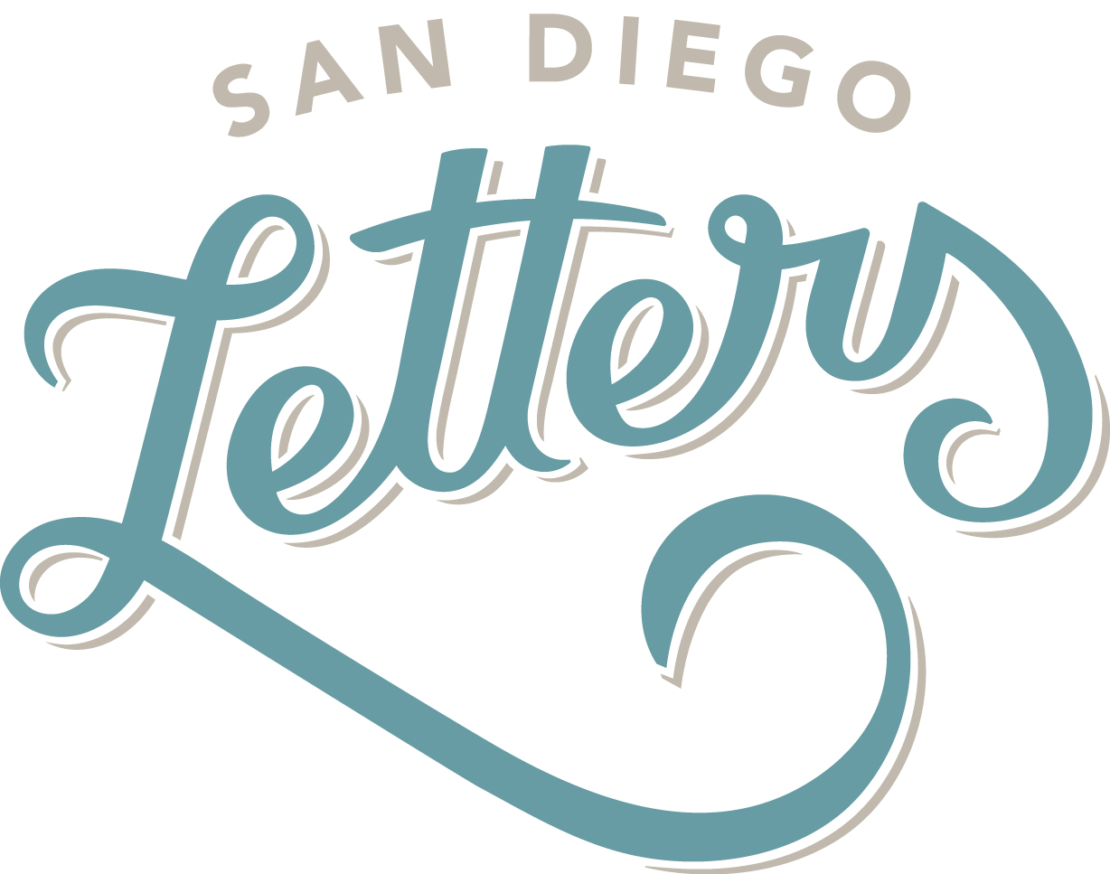 San Diego Letters