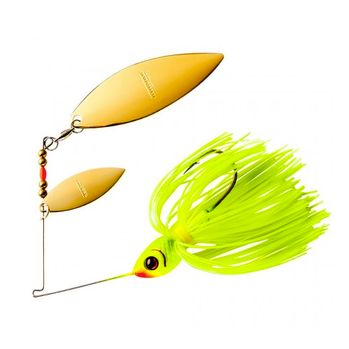 Double Willow Blade Spinnerbait