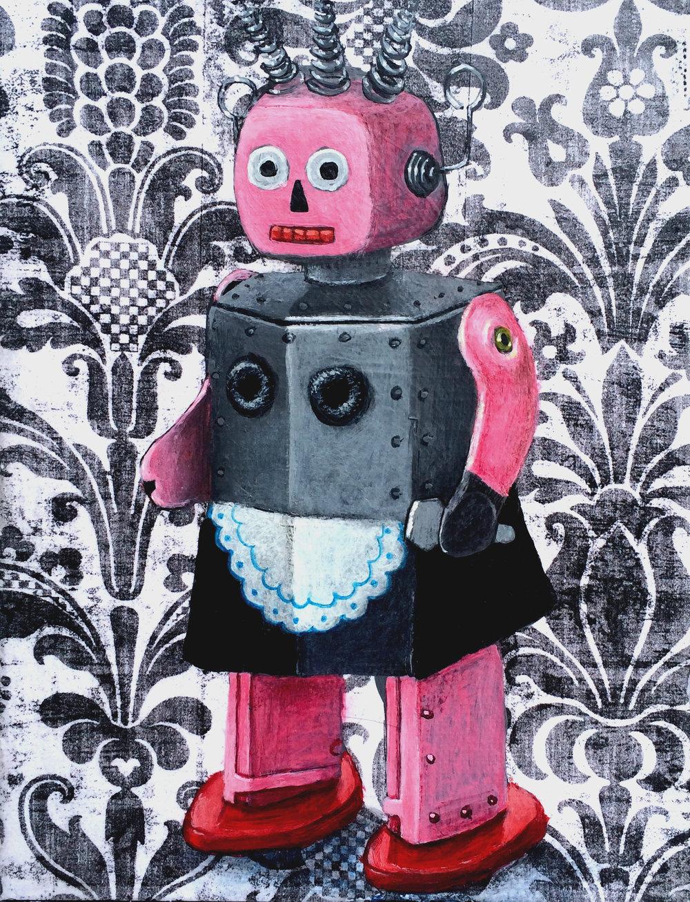 Pink Bot