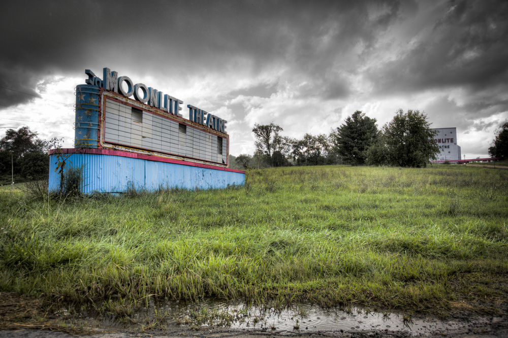 Moonlite Theatre in Abingdon, Virginia