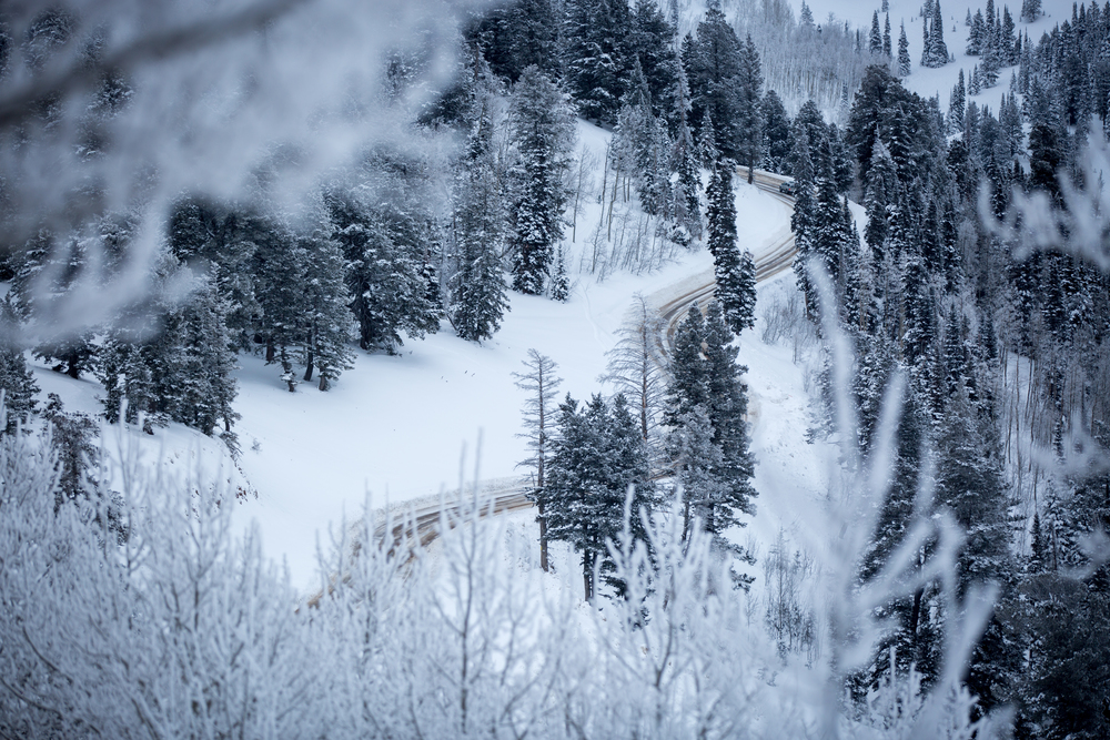 Powder Mountain in Eden, Utah