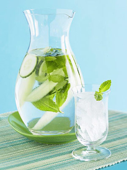 Cucumber_Mint_Water