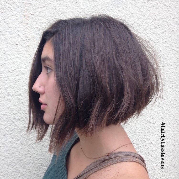 Cuts Hair By Lisa Stevens
