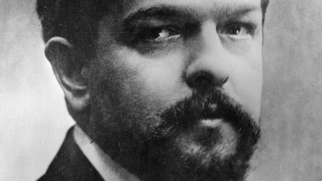 Claude Debussy, French composer