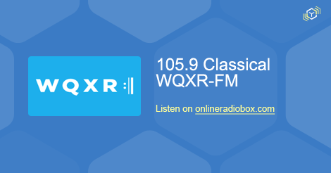 WQXR CLASSICAL MUSIC STATION