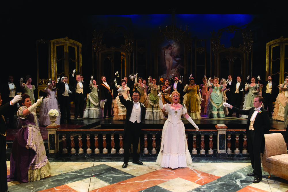 "From La Traviata (Alfredo) at Des Moines Metro Opera,""Courtesy of Des Moines Metro Opera"""