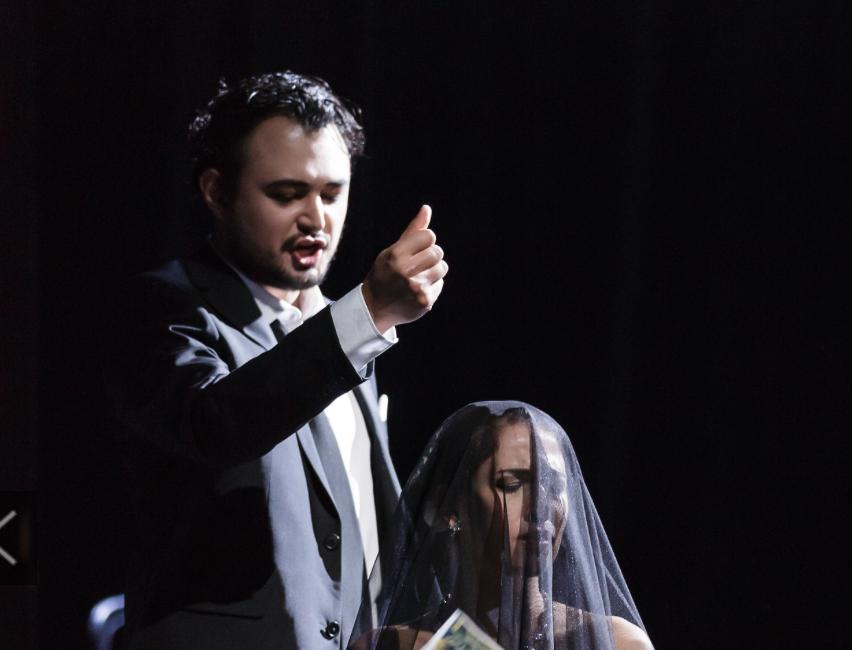 "From La Traviata (Alfredo) at Biel Oper Stadttheater,""Courtesy of Biel Stadttheater """