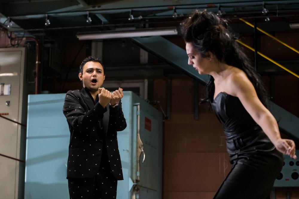 Luzerner Theater: Rigoletto (The Duke), Photo credit: ©Ingo Hoehn/dphoto.ch