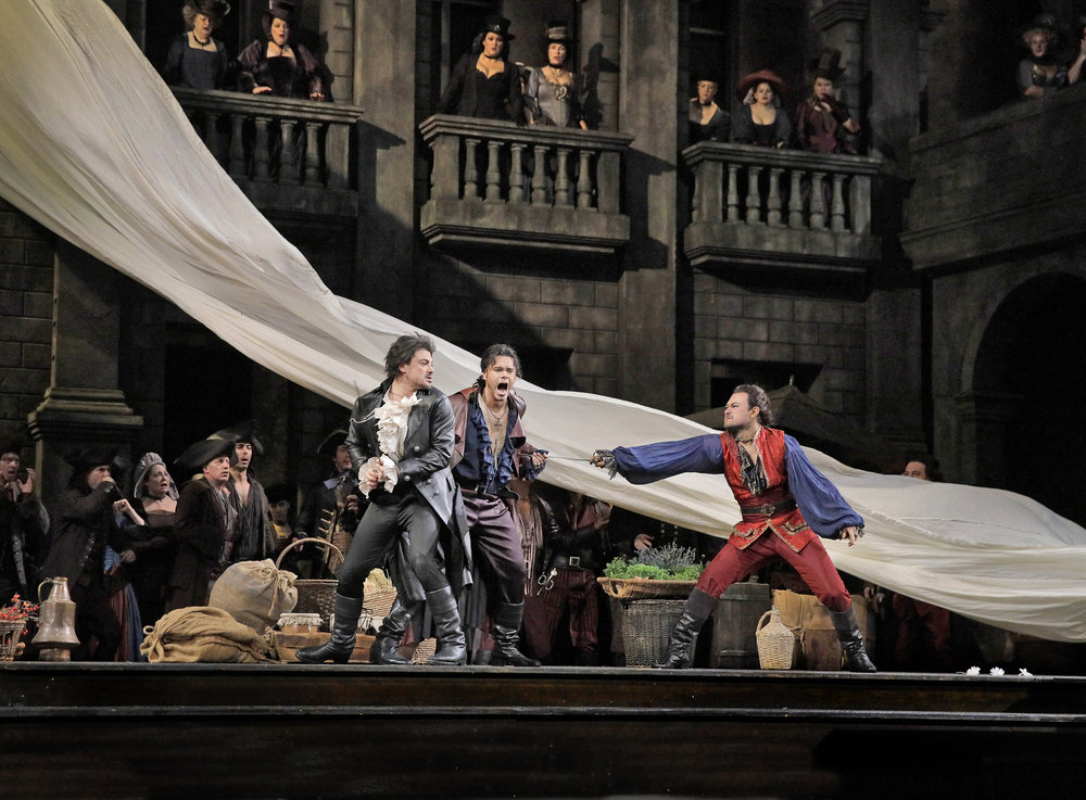 Metropolitan Opera: Romeo et Juliette, Ken Howard