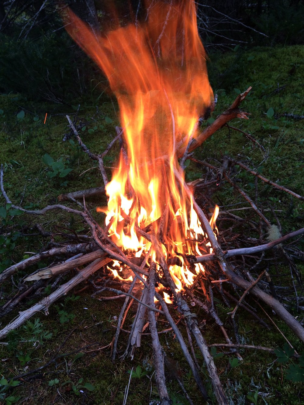 Fire ceremony, shamanic ceremonies offered by Courtney Wren Mabbutt, a therapist in Nelson, Castlegar, and the Slocan Valley.