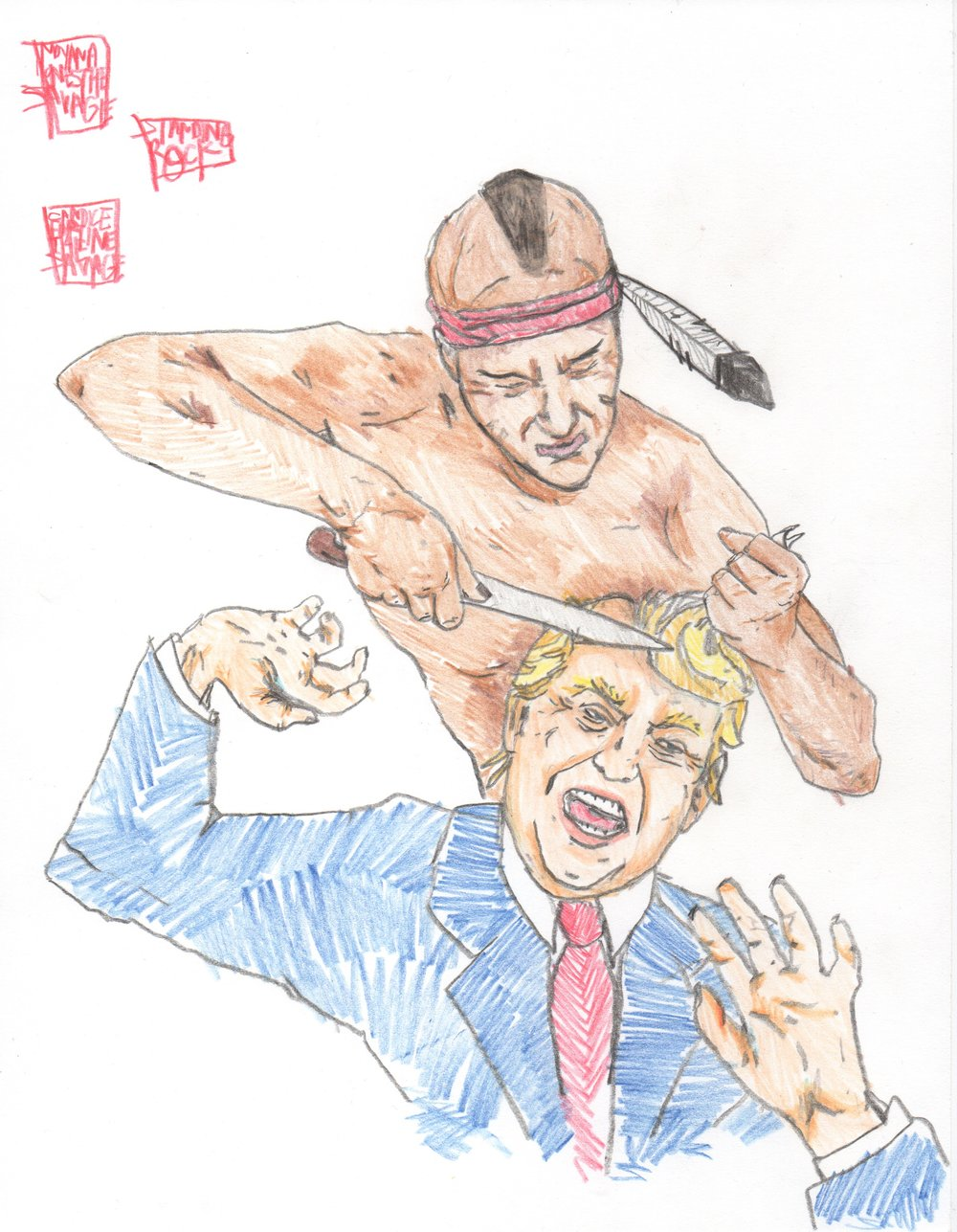 Jones the Savage | Scalp Trump : Color 300px.jpeg