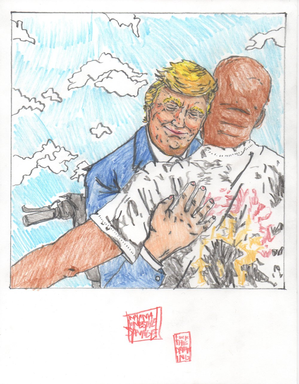 Jones the Savage | Kanye, Trump, Bound II 300px.jpeg
