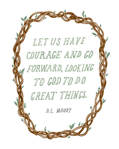 Quote by D.L. Moody