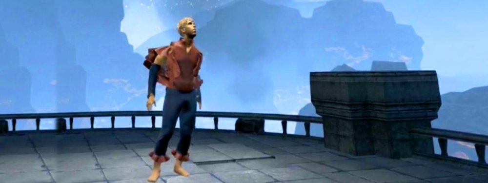 To Be Or Not Be: Staging Hamlet in Virtual Reality