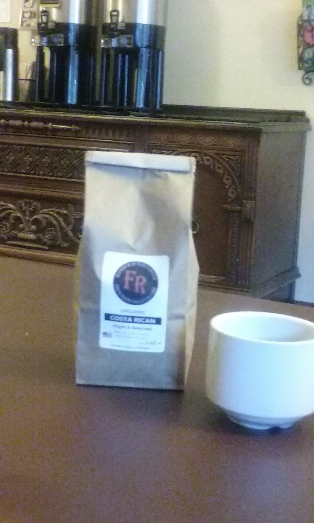 French Roasters Coffee at Agua Dulce