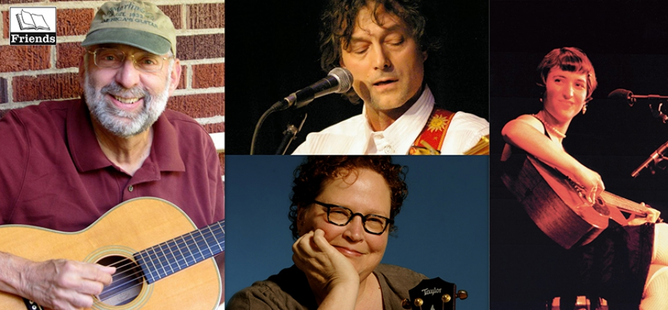 Songwriters in the Round at Farmington Hills Public Library May 7