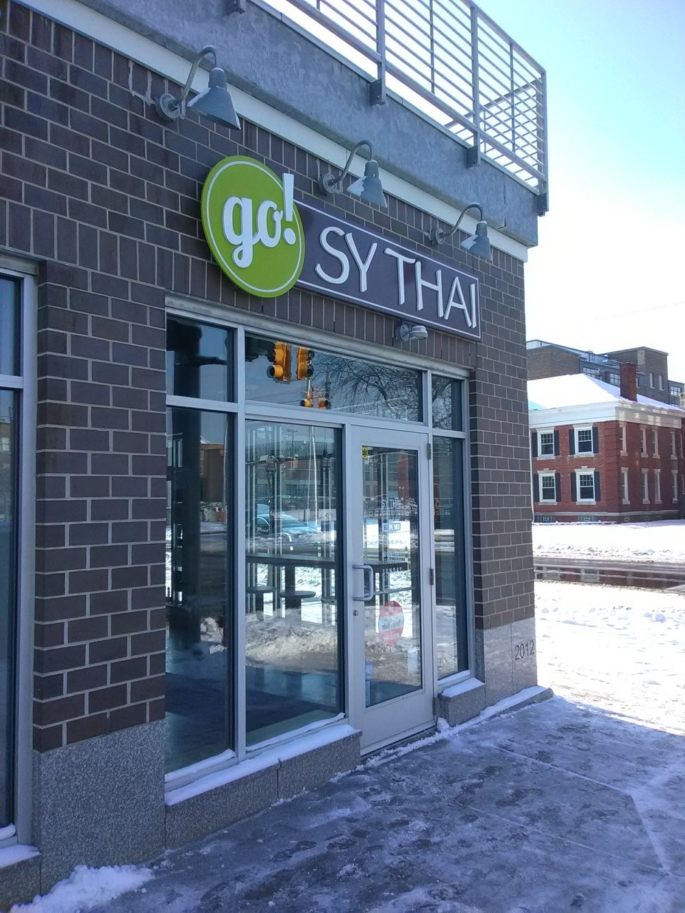 Go SY THAI MIDTOWN DETROIT at 4240 Cass Avenue